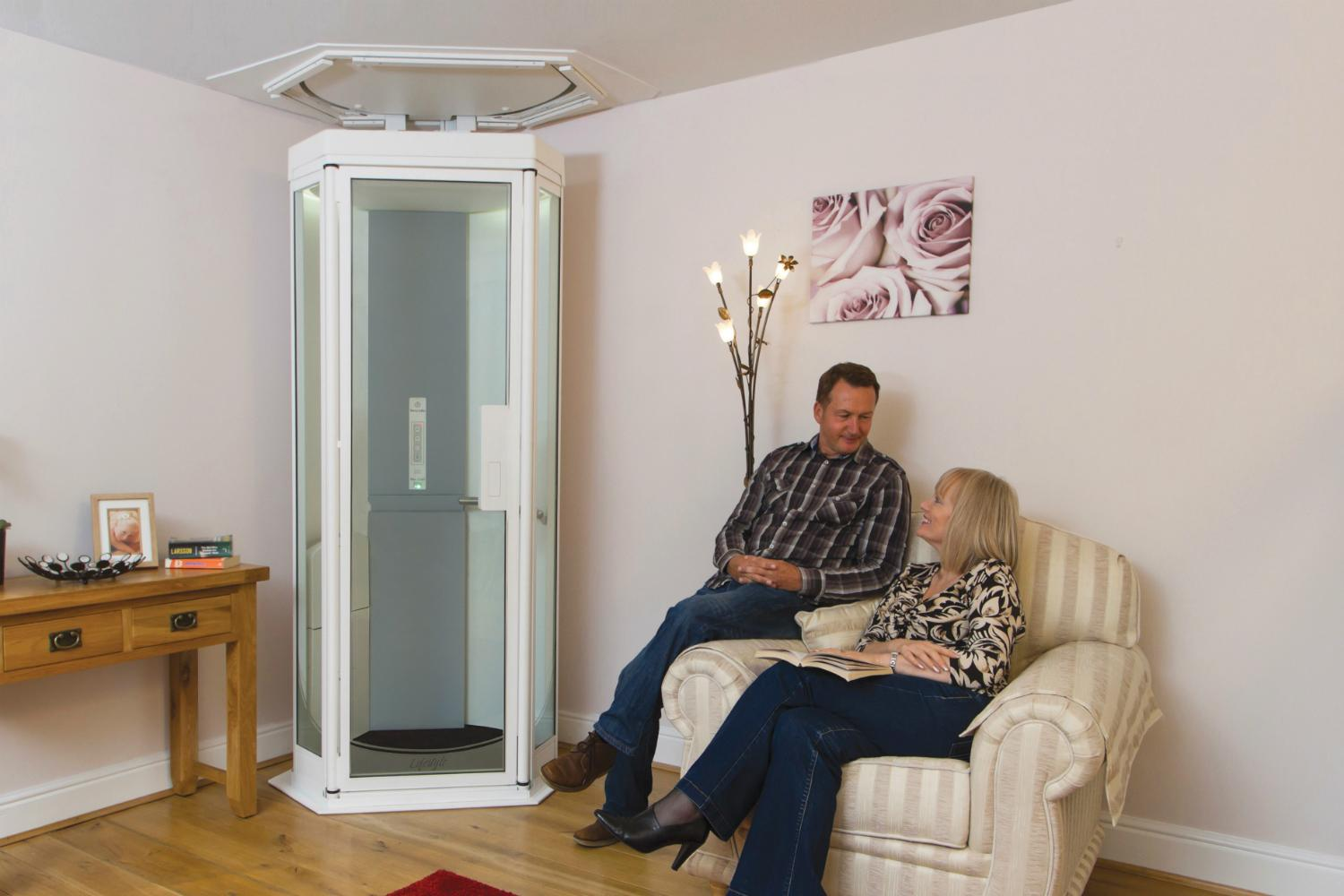 Residential Elevator In Your Home