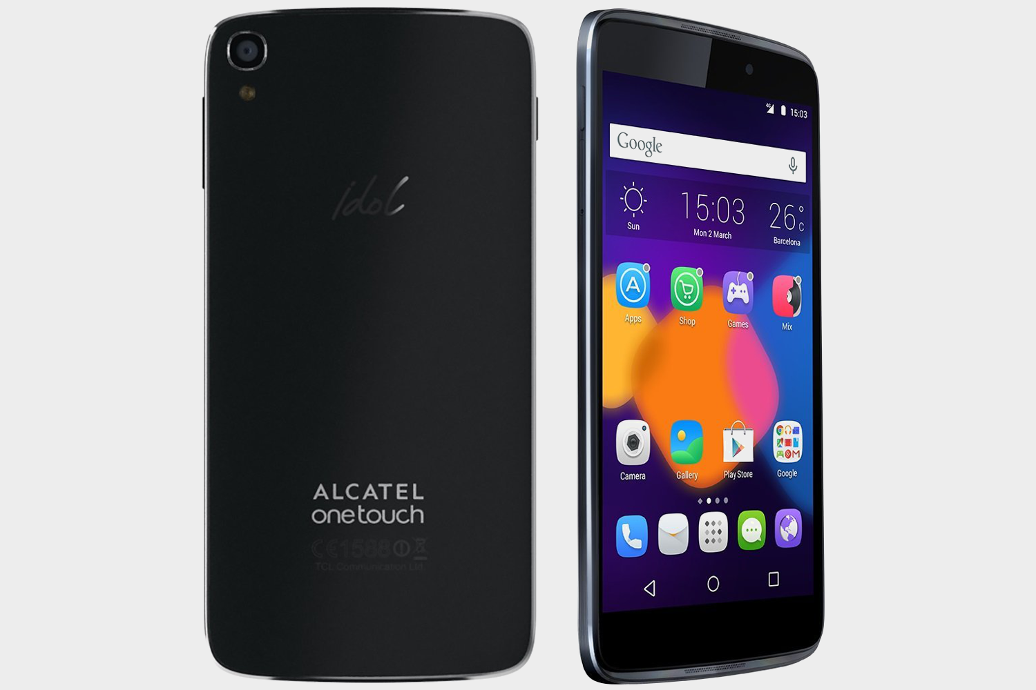 alcatel preps for the back to school crowd with its 300 idol 3 and watch bundle. Black Bedroom Furniture Sets. Home Design Ideas