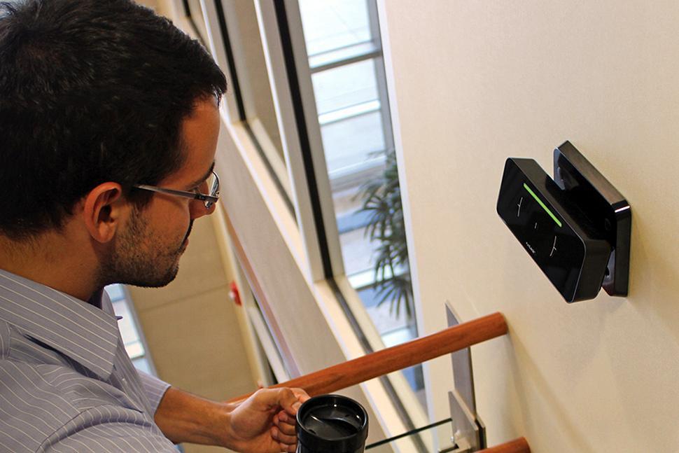 Iris Scanners Can Lock And Unlock Your Doors Digital Trends