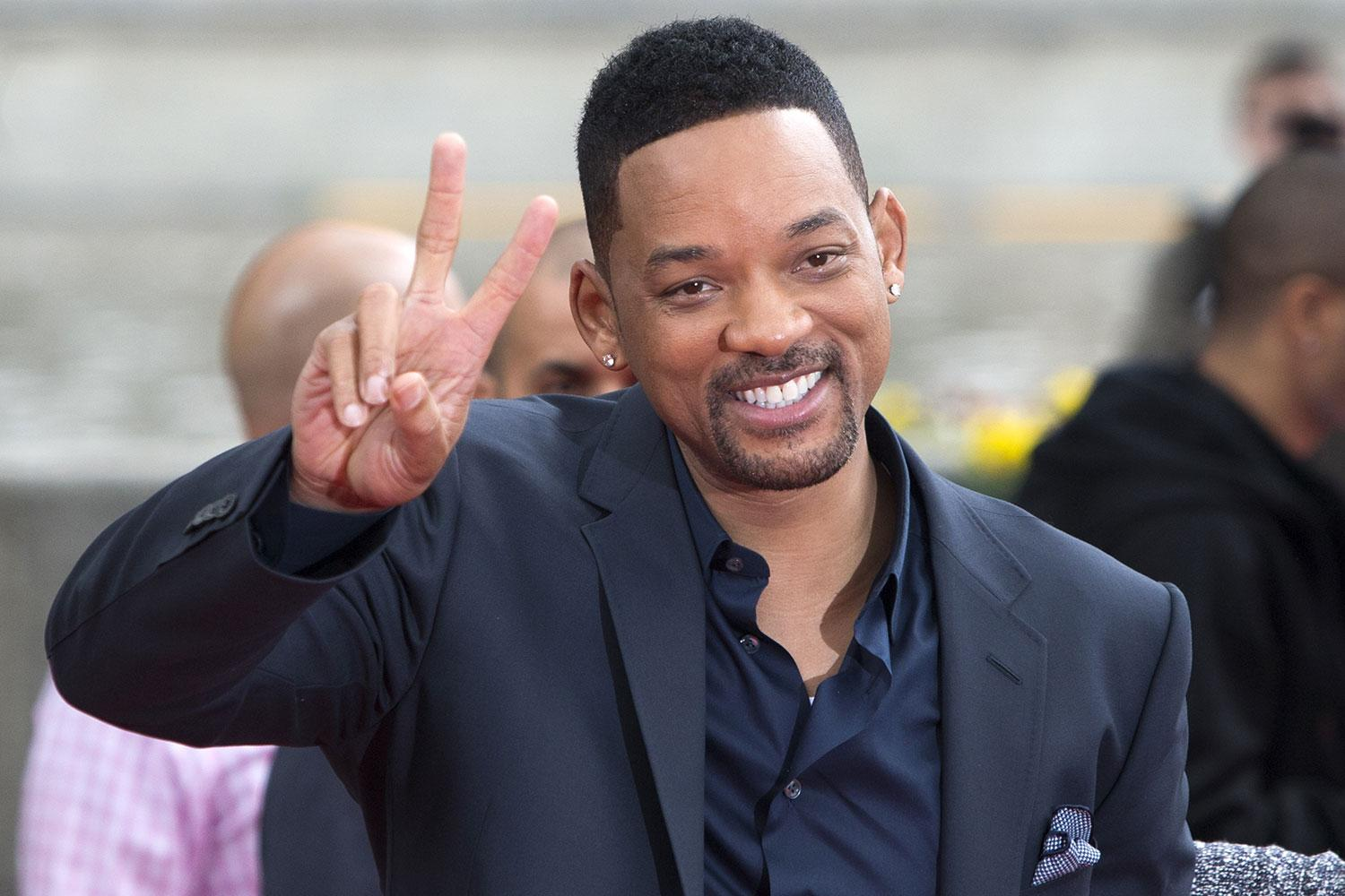 Will Smith Is Sitting On 30 New Tracks Planning A World Tour