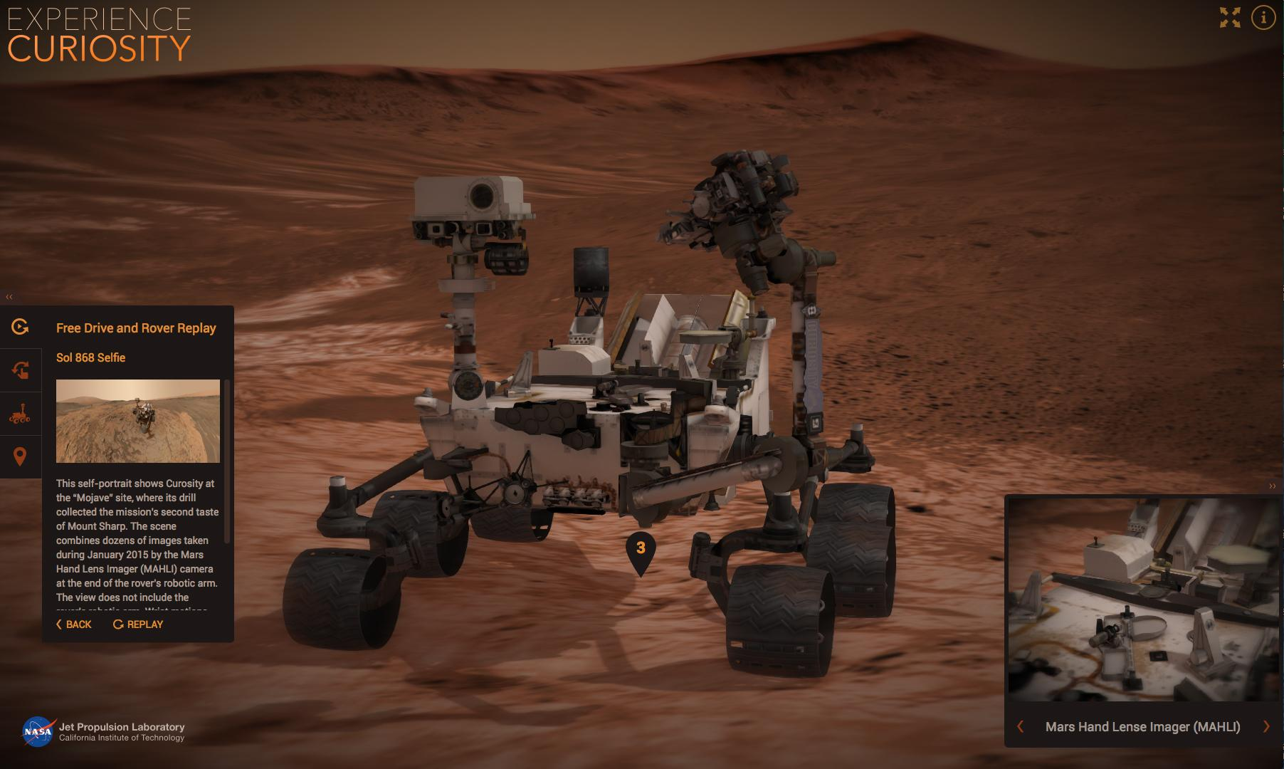 mars curiosity landing simulation - photo #17