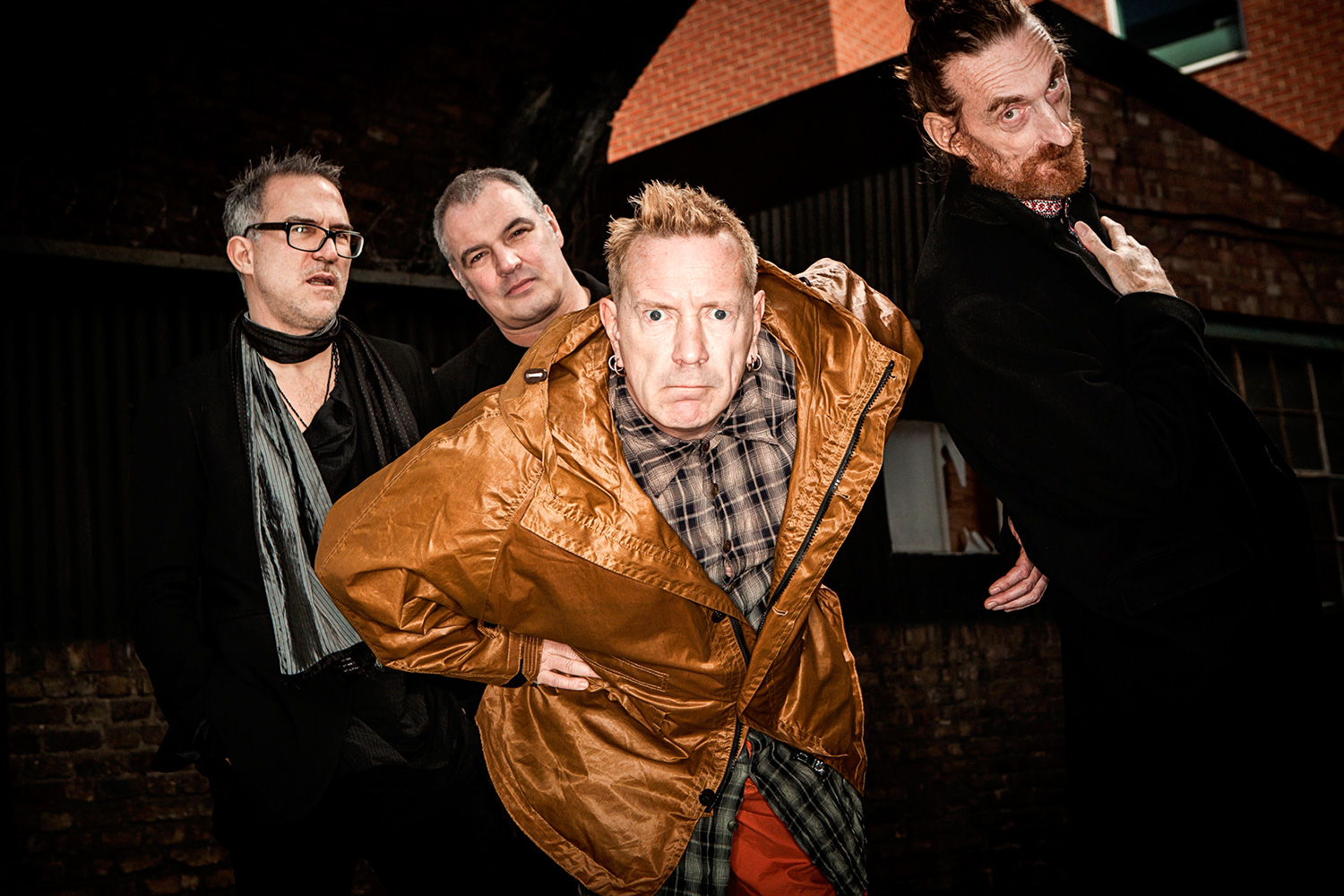 John Lydon Johnny Rotten Interview Public Image And