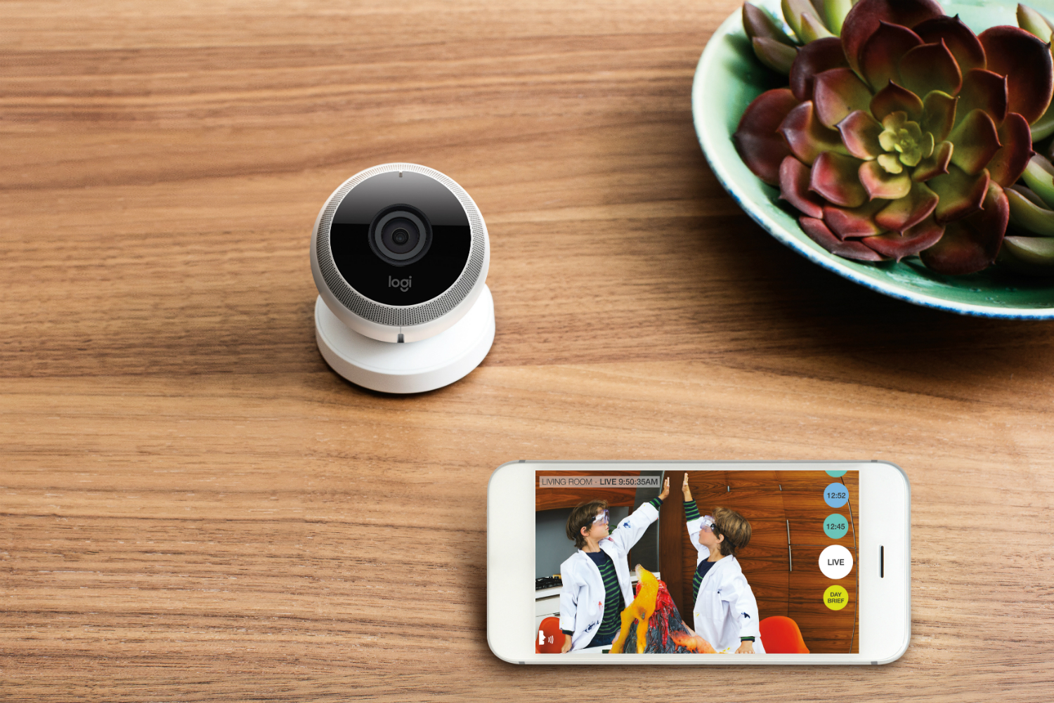 The Logitech Circle Camera Is More For Capturing Moments