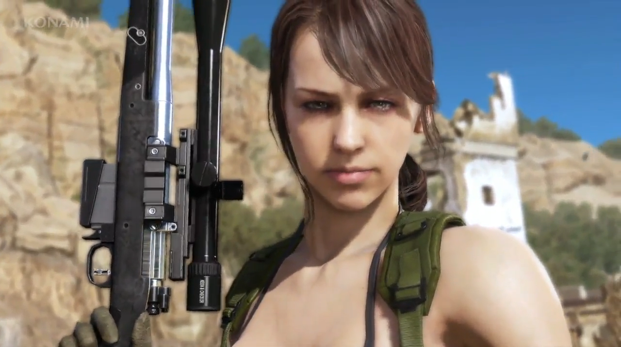 mgs 5 quiet