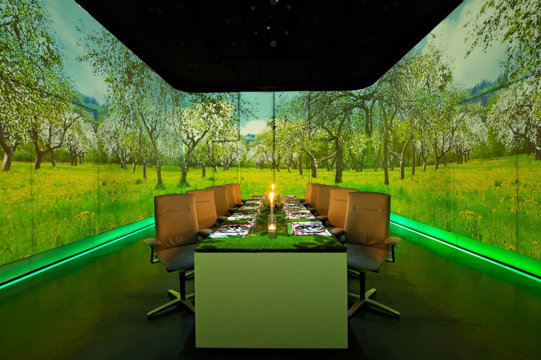 World S High Tech Restaurants Digital Trends