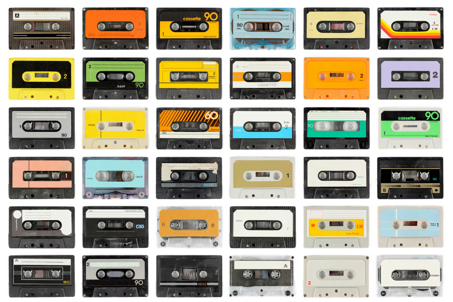 Forget vinyl, cassette tapes are the hippest new format ...