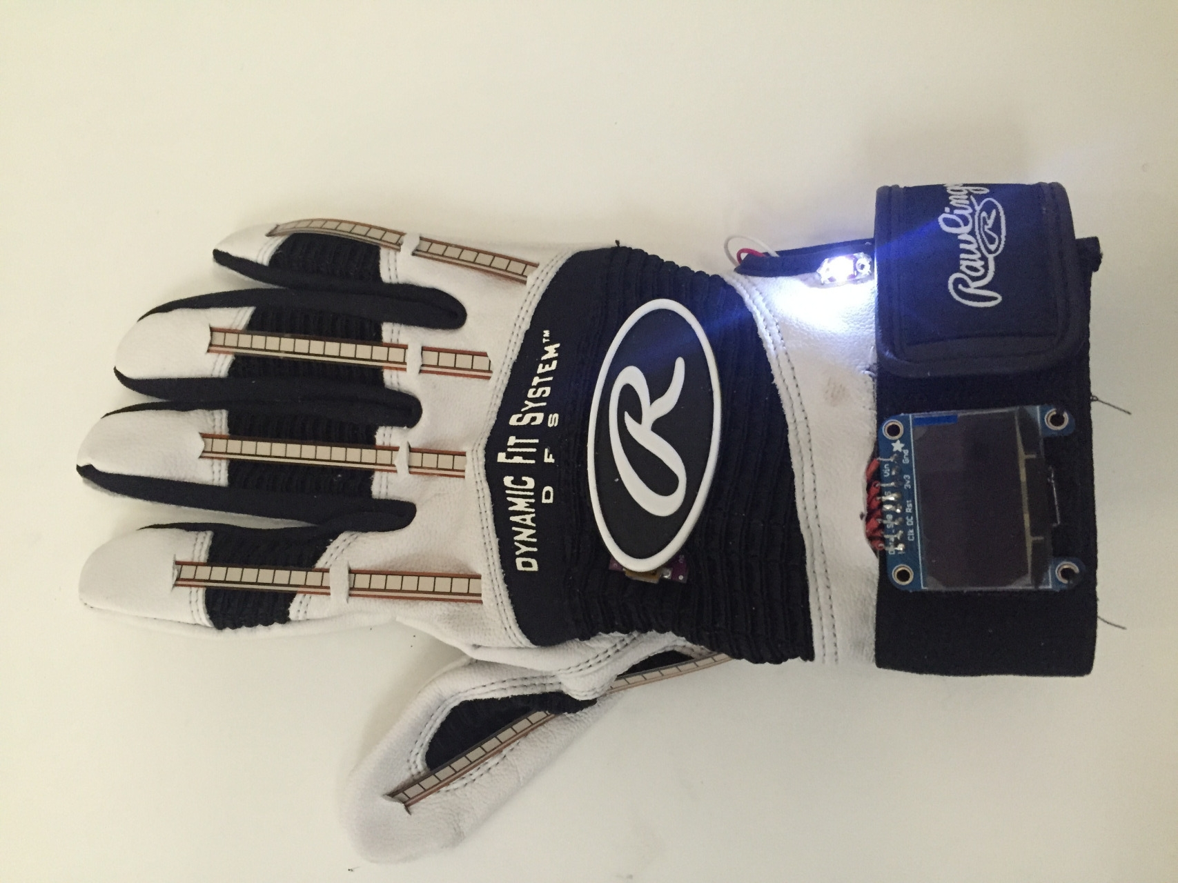 Prototype Smart Glove Can Read Hand Motions Translate