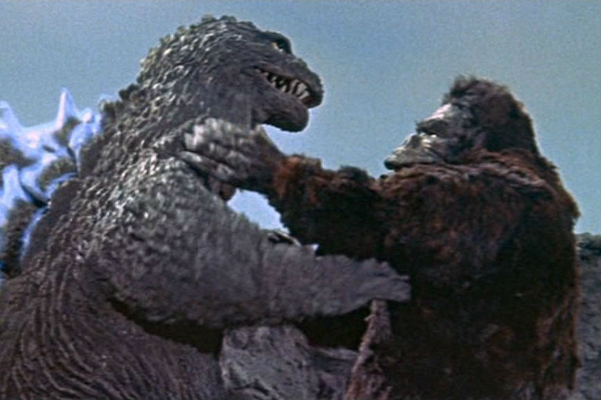 King Kong vs. Godzilla movie might actually happen ...