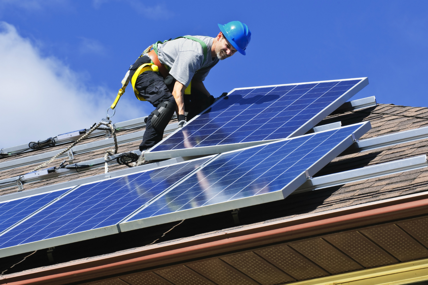 Solarcity S New Rooftop Solar Panels Are The Most