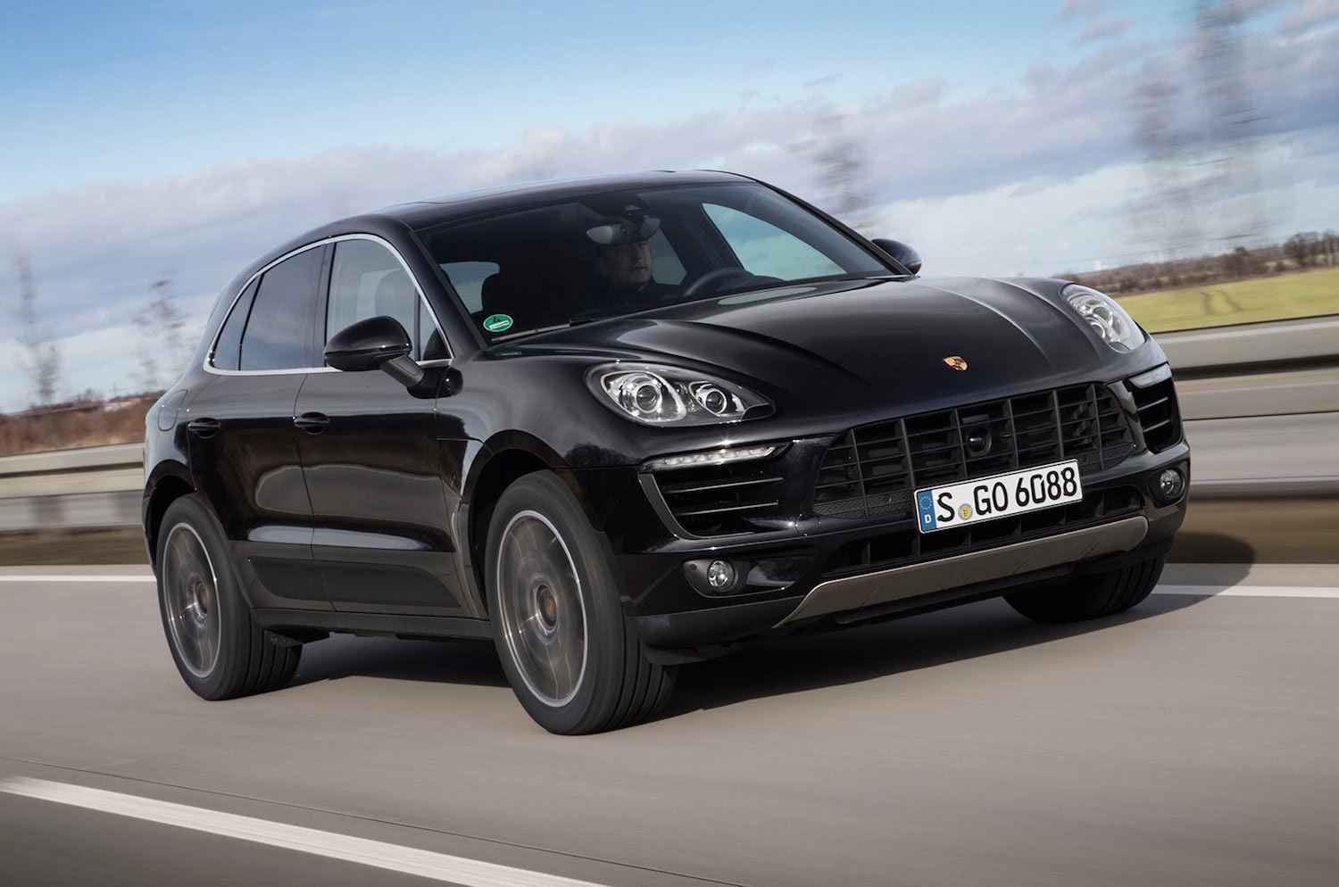 porsche will build out its crossover lineup with a smaller aggressively styled model. Black Bedroom Furniture Sets. Home Design Ideas