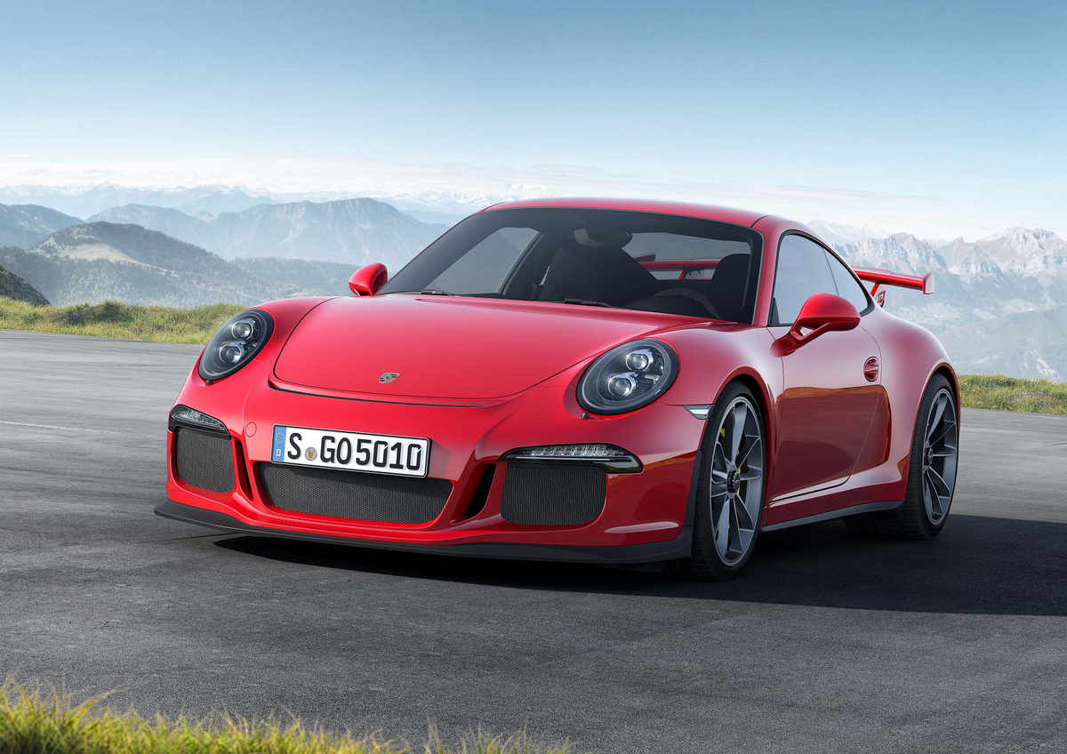 porsche s manual only gt3 powered limited edition 911 r will be a purist s dream come true. Black Bedroom Furniture Sets. Home Design Ideas
