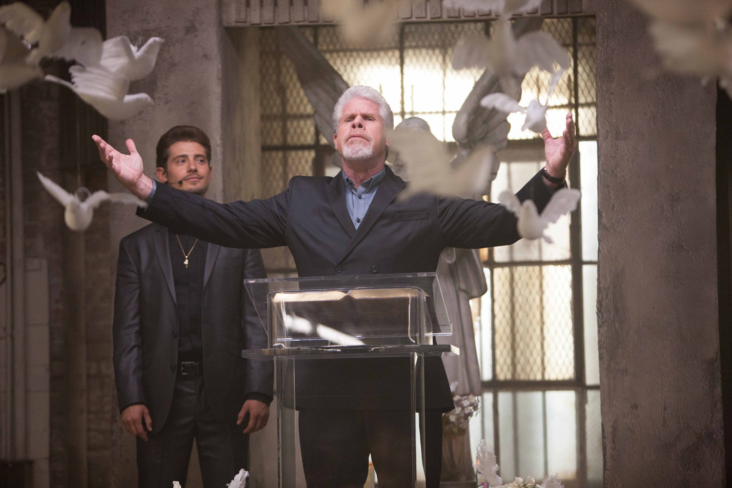 Ron Perlman Is Joining The Cast Of Fantastic Beasts And