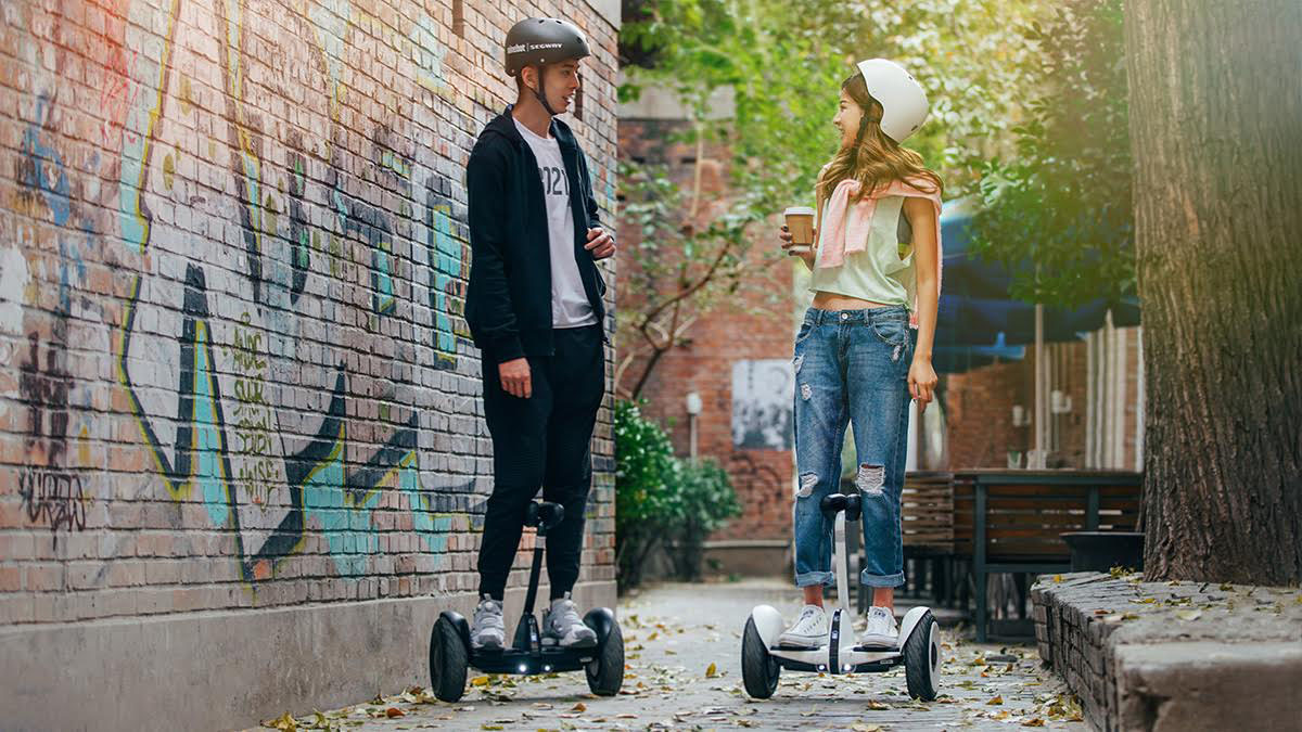 Xiaomi Revives The Segway With Ninebot Mini Costing A