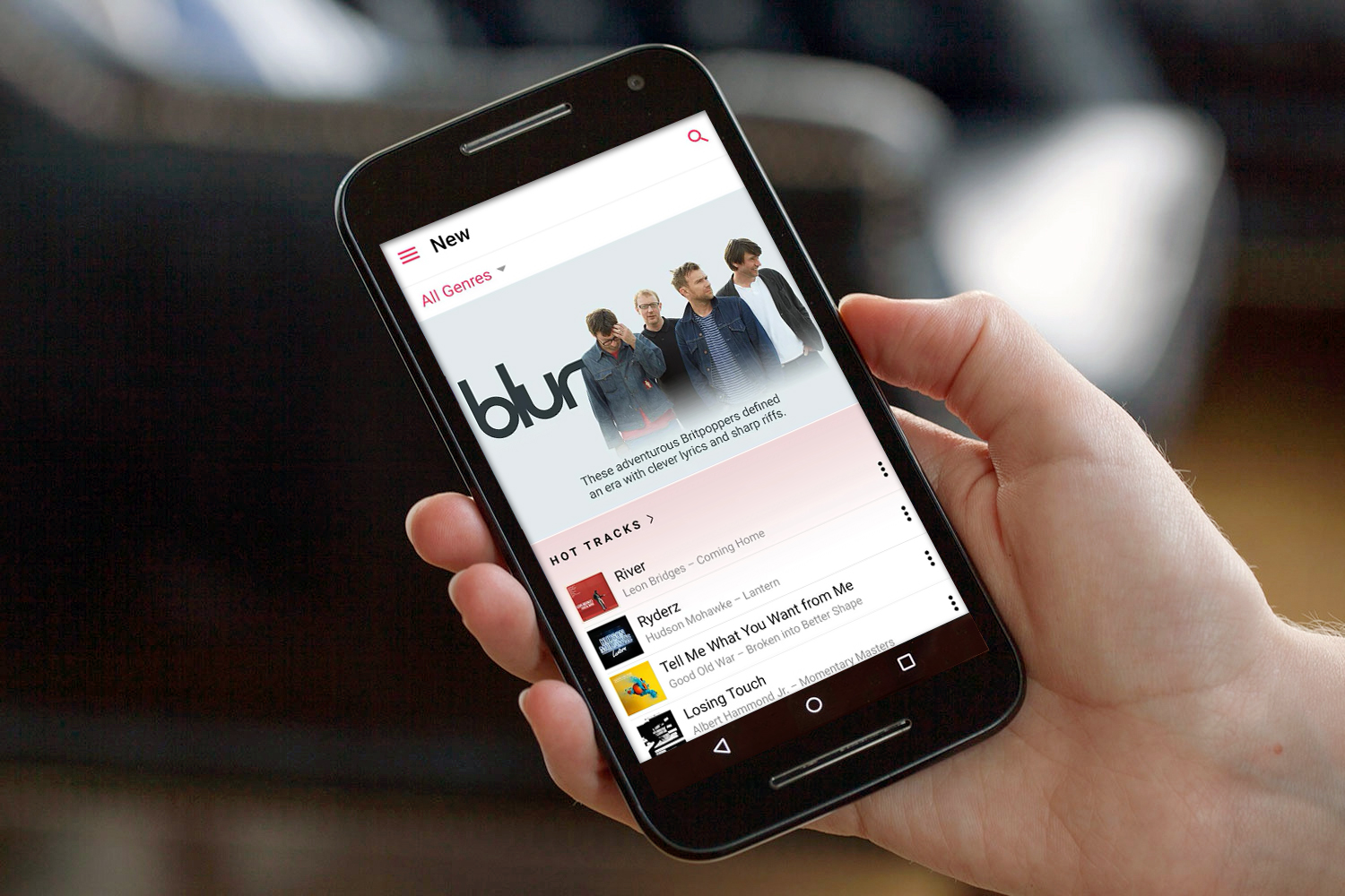 Apple Music Adds Another Android-exclusive Feature With
