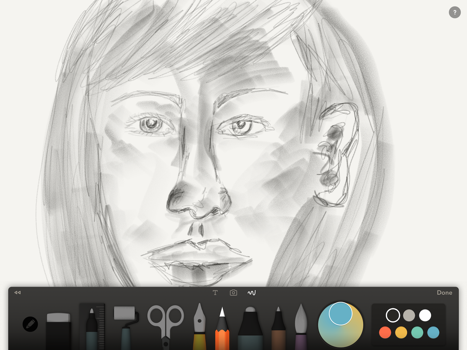 How To Draw In Word On Ipad