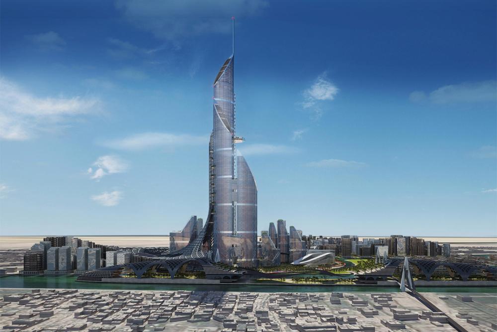 Iraq Is Planning A Solar Powered Skyscraper That S 1 000