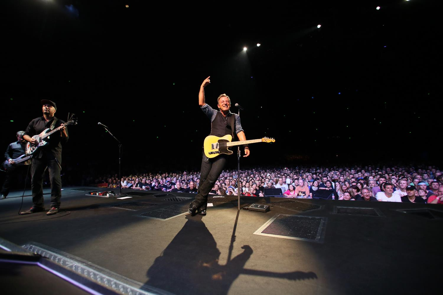 Springsteen Drops Feature Packed Reissue Of The River