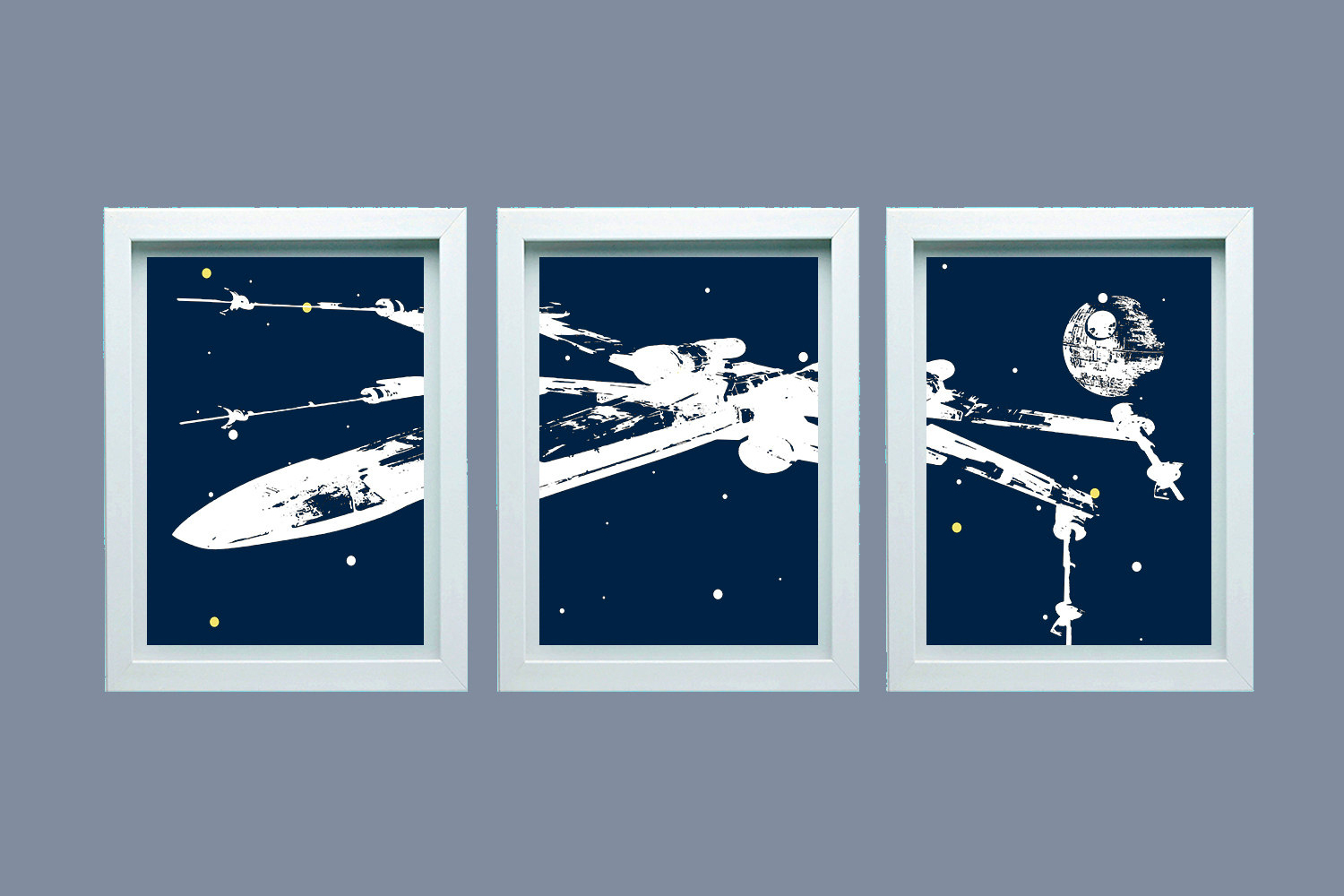 Star Wall Decor Ideas: The Most Amazing Star Wars Gear And Decor For Your Home