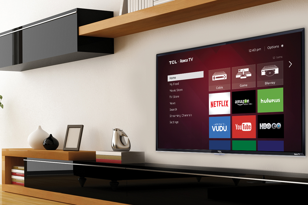 Roku Tvs Are Gaining Momentum And The Company Has No