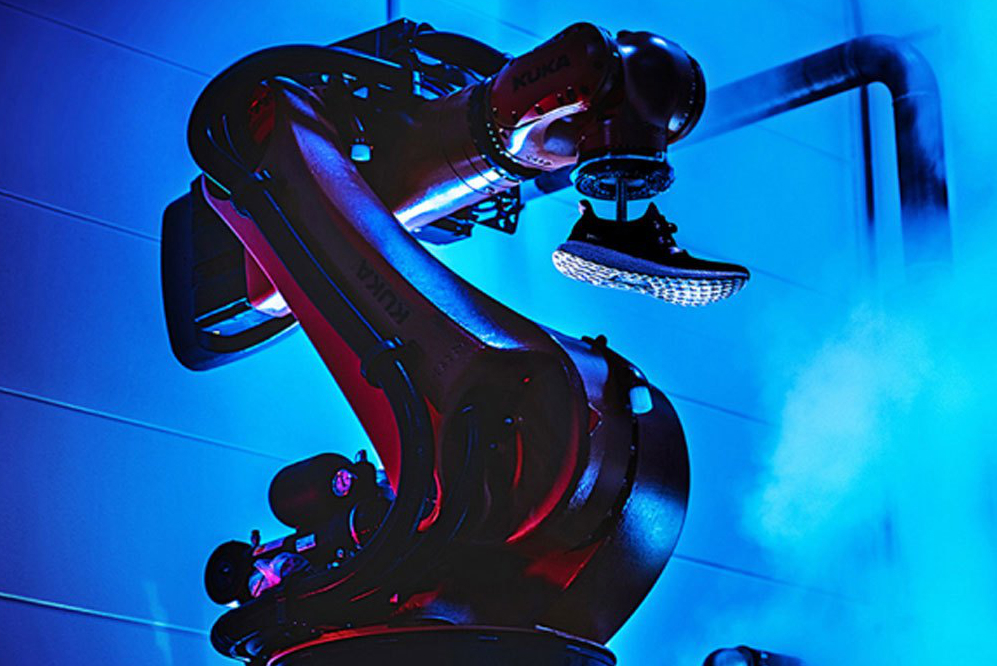 Your Next Pair Of Adidas Sneakers Could Be Made By Robots