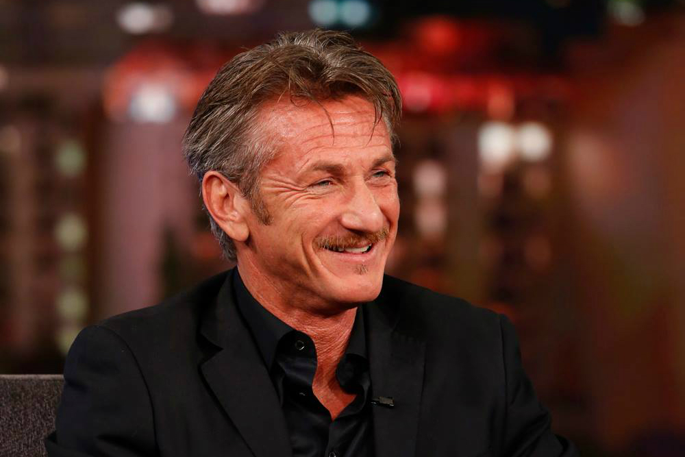 Sean Penn to take on f...