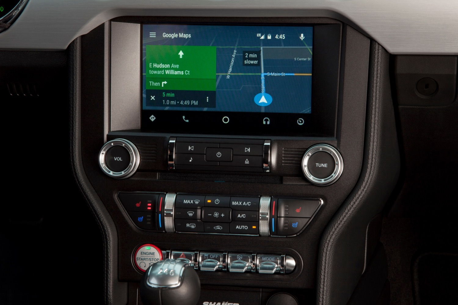 ok google voice commands coming to the stand alone android auto app. Black Bedroom Furniture Sets. Home Design Ideas