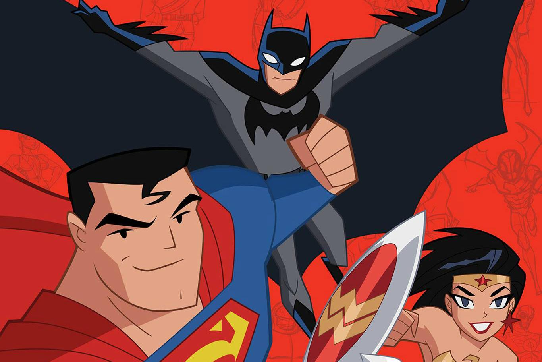 Justice League Serie