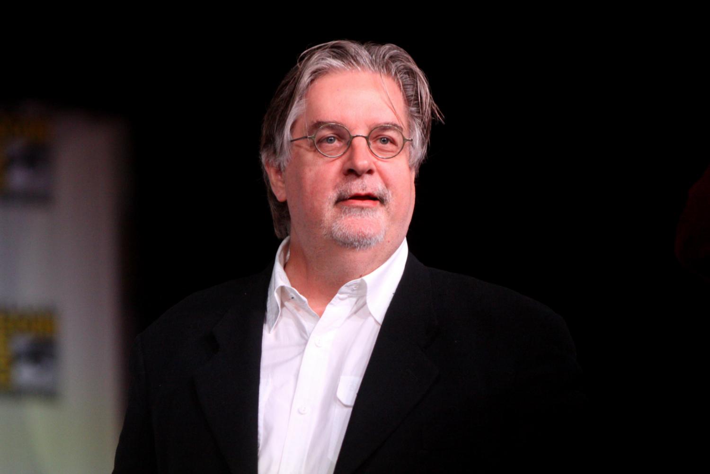 Matt Groening - Richest Comedian