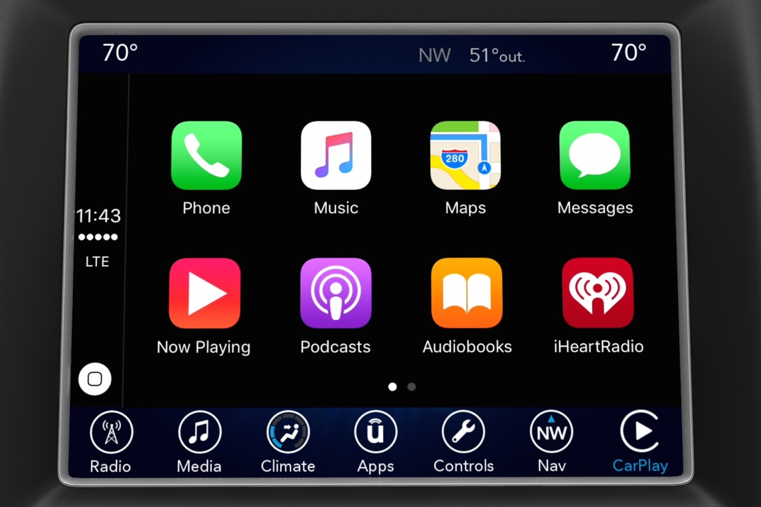 Fca Jumps On The Carplay Android Auto Bandwagon With Its