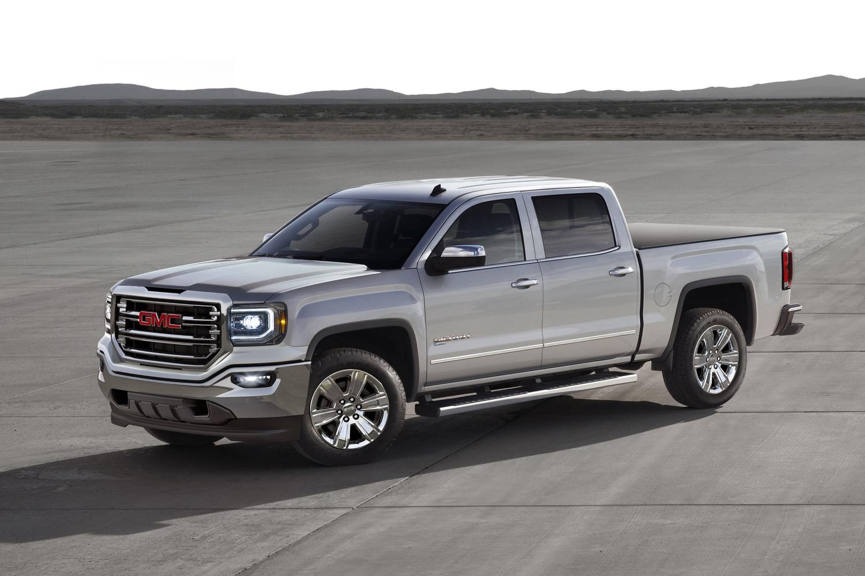 GM takes a step toward hybrid trucks with 2016 Chevy Silverado and ...