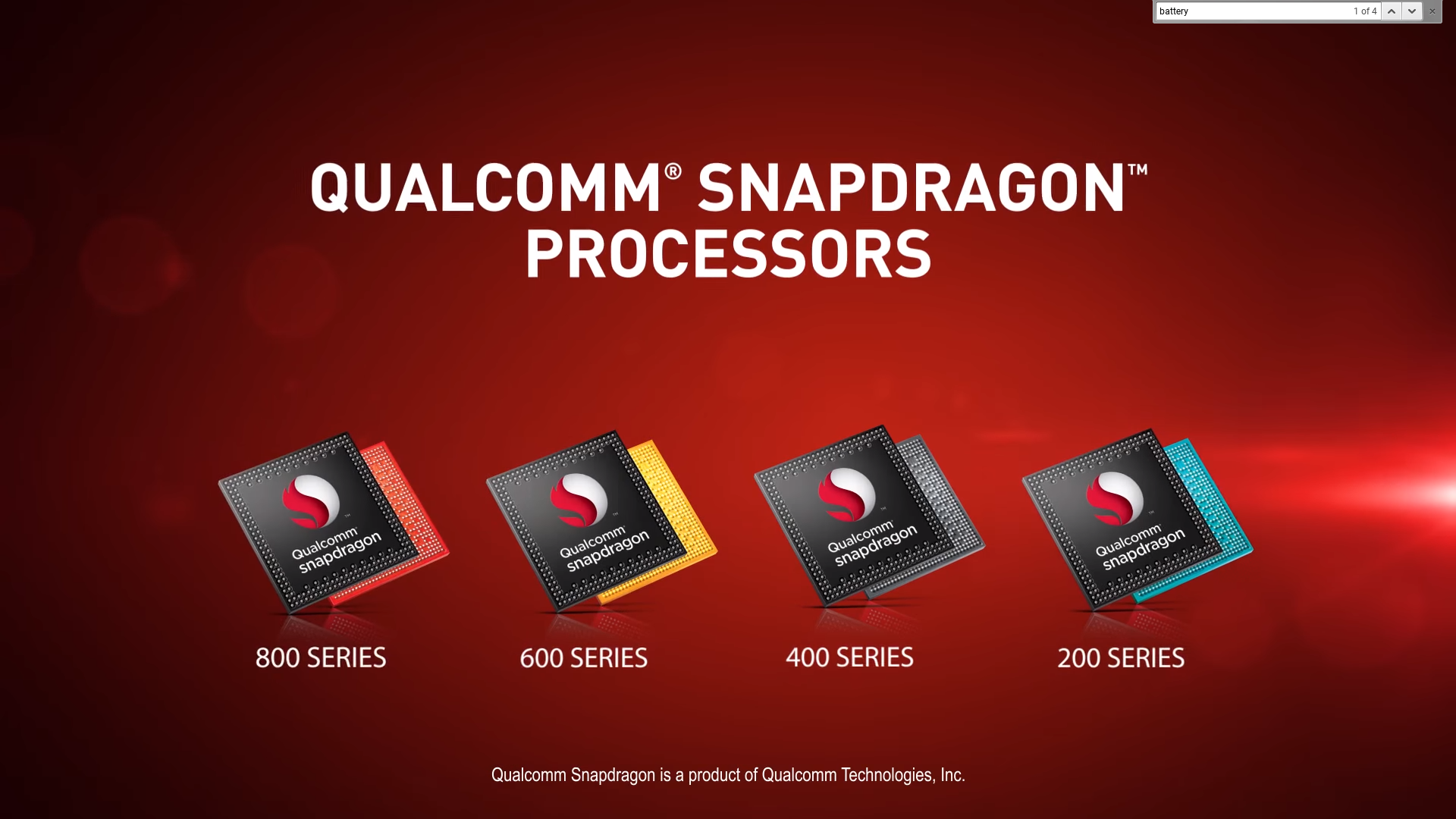Qualcomm Snapdragon 660, 630 chips have high-speed ... Qualcomm Snapdragon Wallpaper