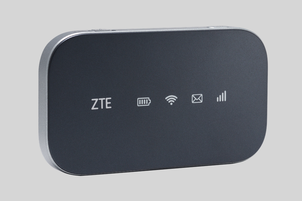 conveniently small zte s new 4g lte hotspot is just 80 through t mobile. Black Bedroom Furniture Sets. Home Design Ideas