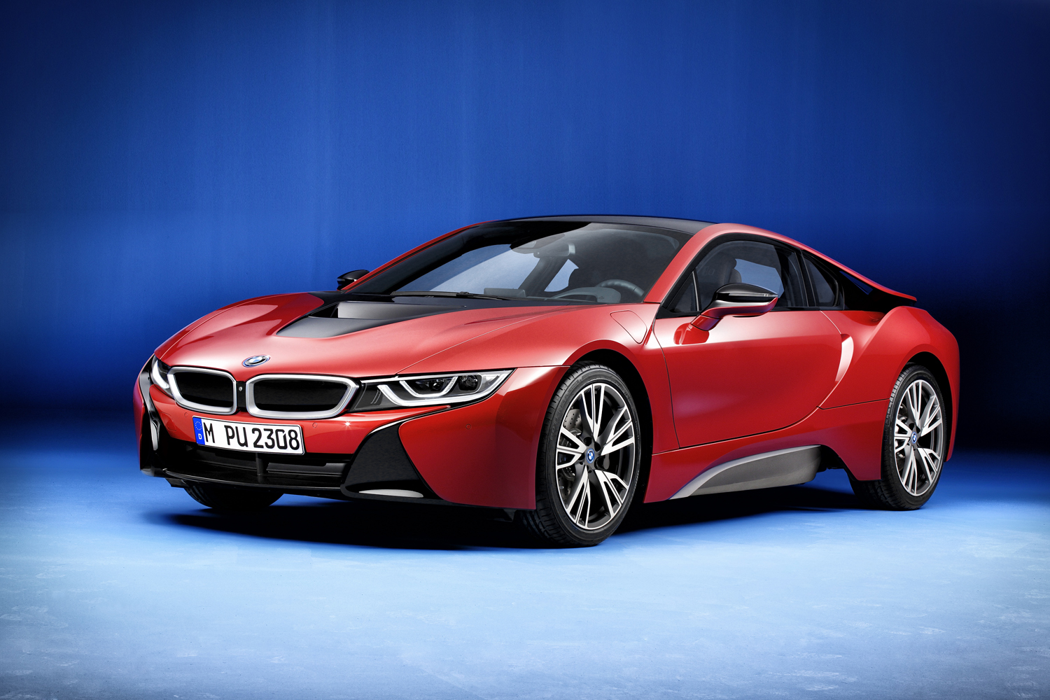 will comprehensive updates be enough to boost sales of the futuristic bmw i8. Black Bedroom Furniture Sets. Home Design Ideas