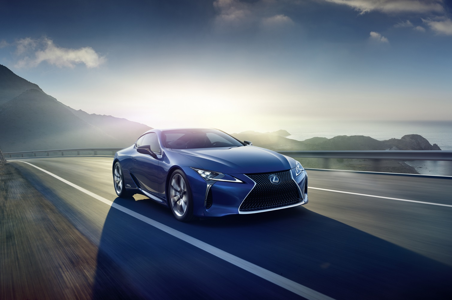 Lexus' Head-turning LC Coupe Will Go Hybrid At The Geneva Show
