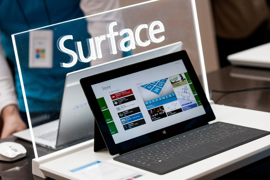 Microsoft Ready To Debut A Surface Hub For Consumers In