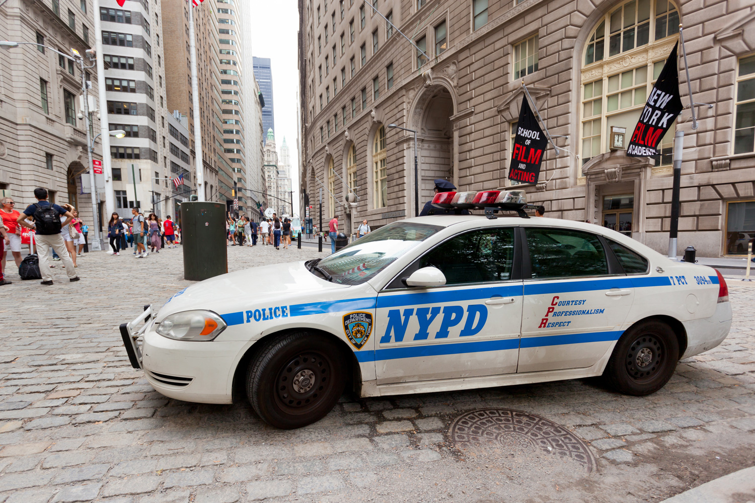 Big Brother Is Watching New York To Fight Terrorism With