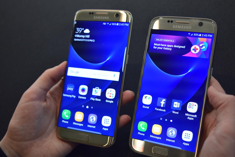 Samsung s7 abmessungen