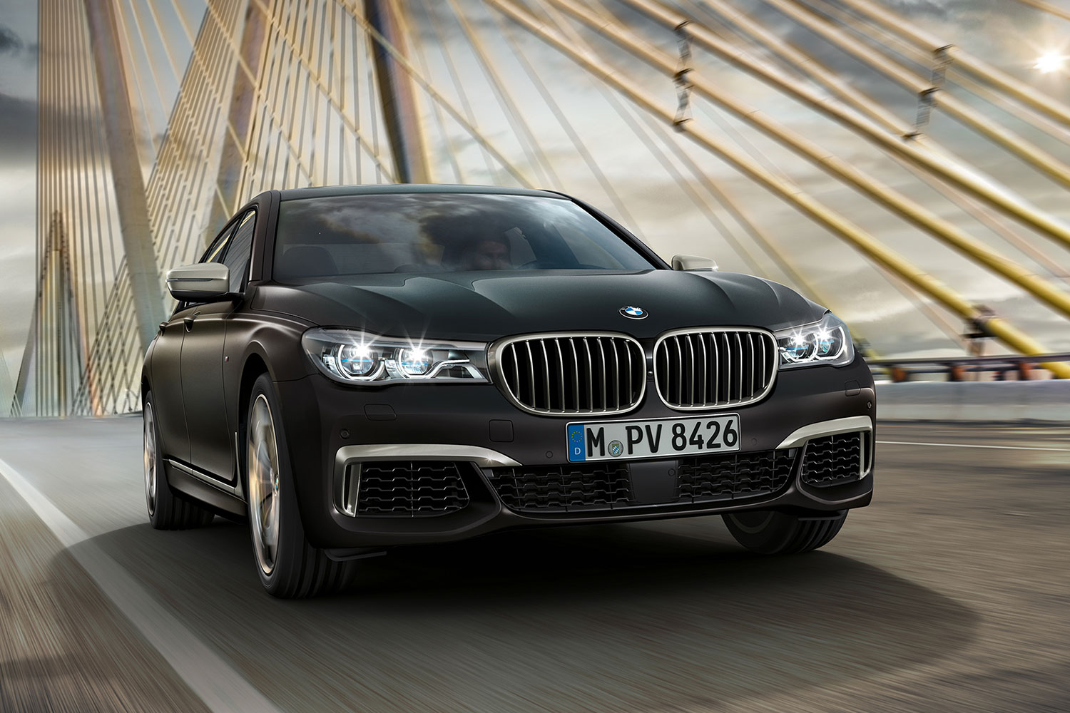 7 New Luxury Cars Coming Out For 2016: BMW's 750d Marks A Major Milestone In The History Of The