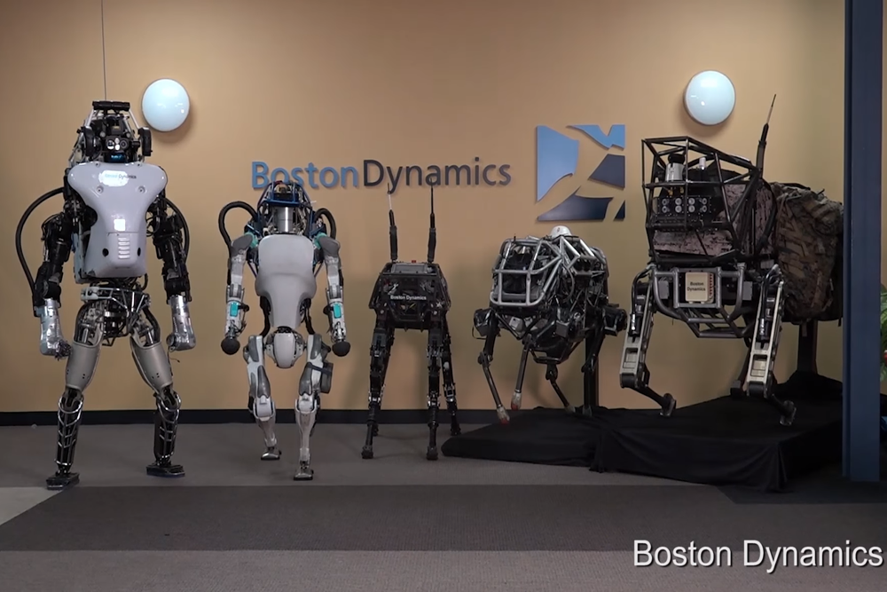 Meet Boston Dynamics' eclectic lineup of innovative (and peculiar) robots