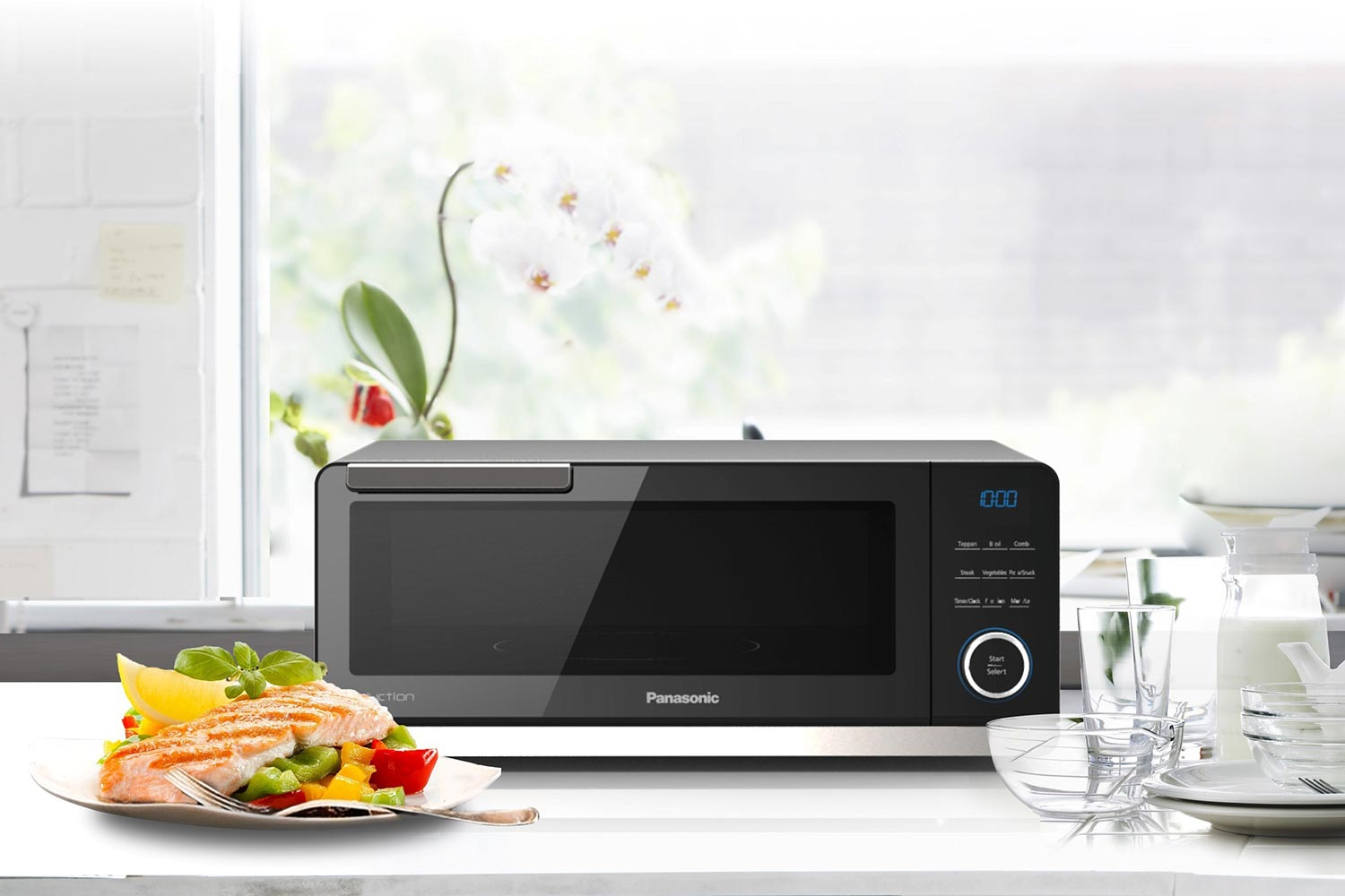 Cook Your Meals In Under 20 Minutes With Panasonic S New
