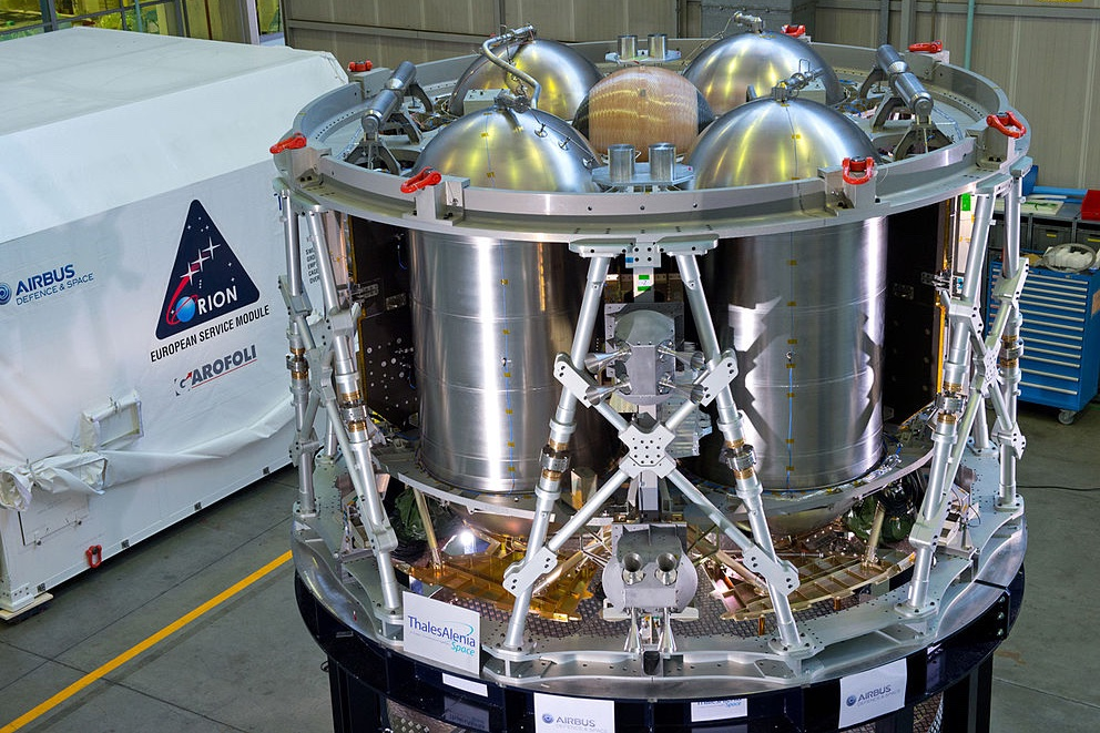 Orion Spacecraft S Solar Array Passes First Major Hurdle