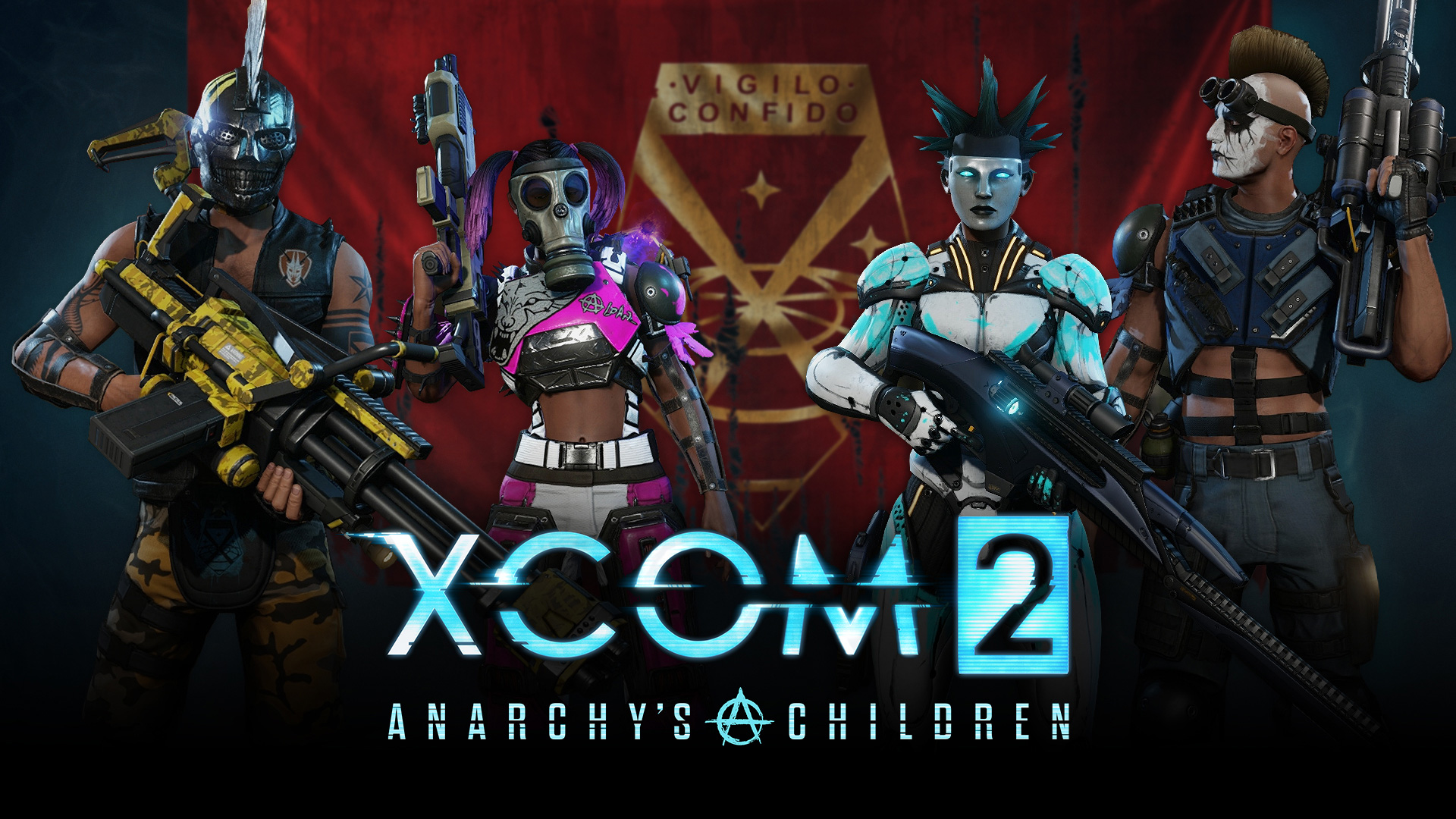 Anarchy's Children takes XCOM 2 to Burning Man on March 17