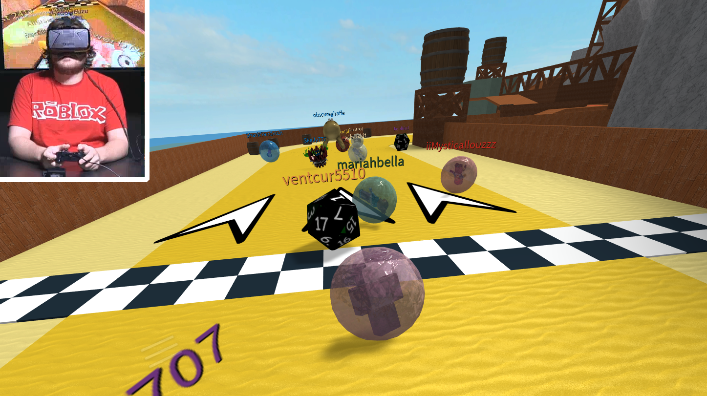roblox games that support vr