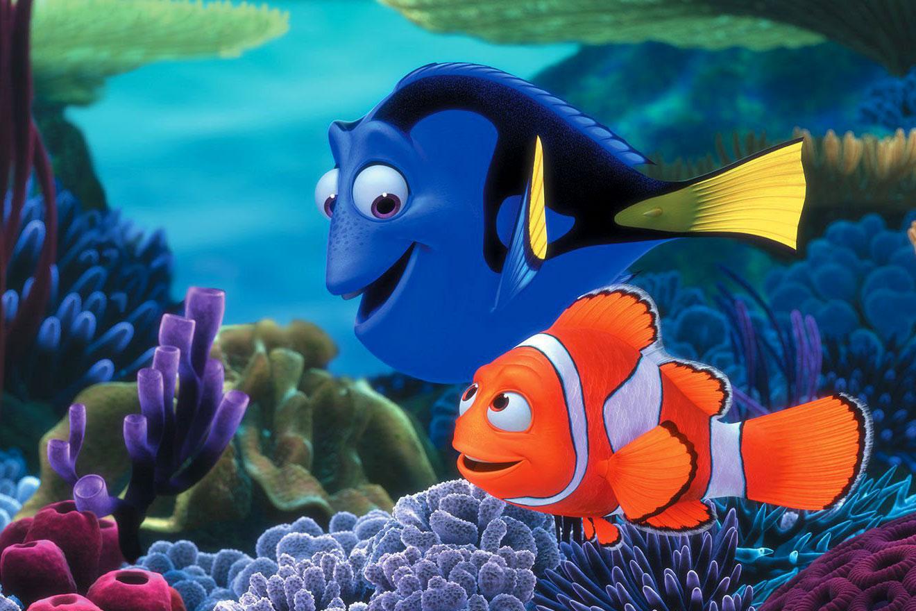 Finding Nemo Disney Walt Disney Movies Fish Animation: A Rare Peek At Presto, Pixar's Secret Weapon For Animation