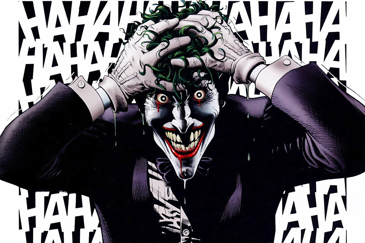 Batman: The Killing Joke Stream