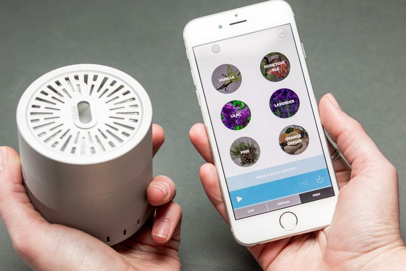 Best Air Freshener >> Cyrano is an air freshener that wants to give your videos smell-o-vision