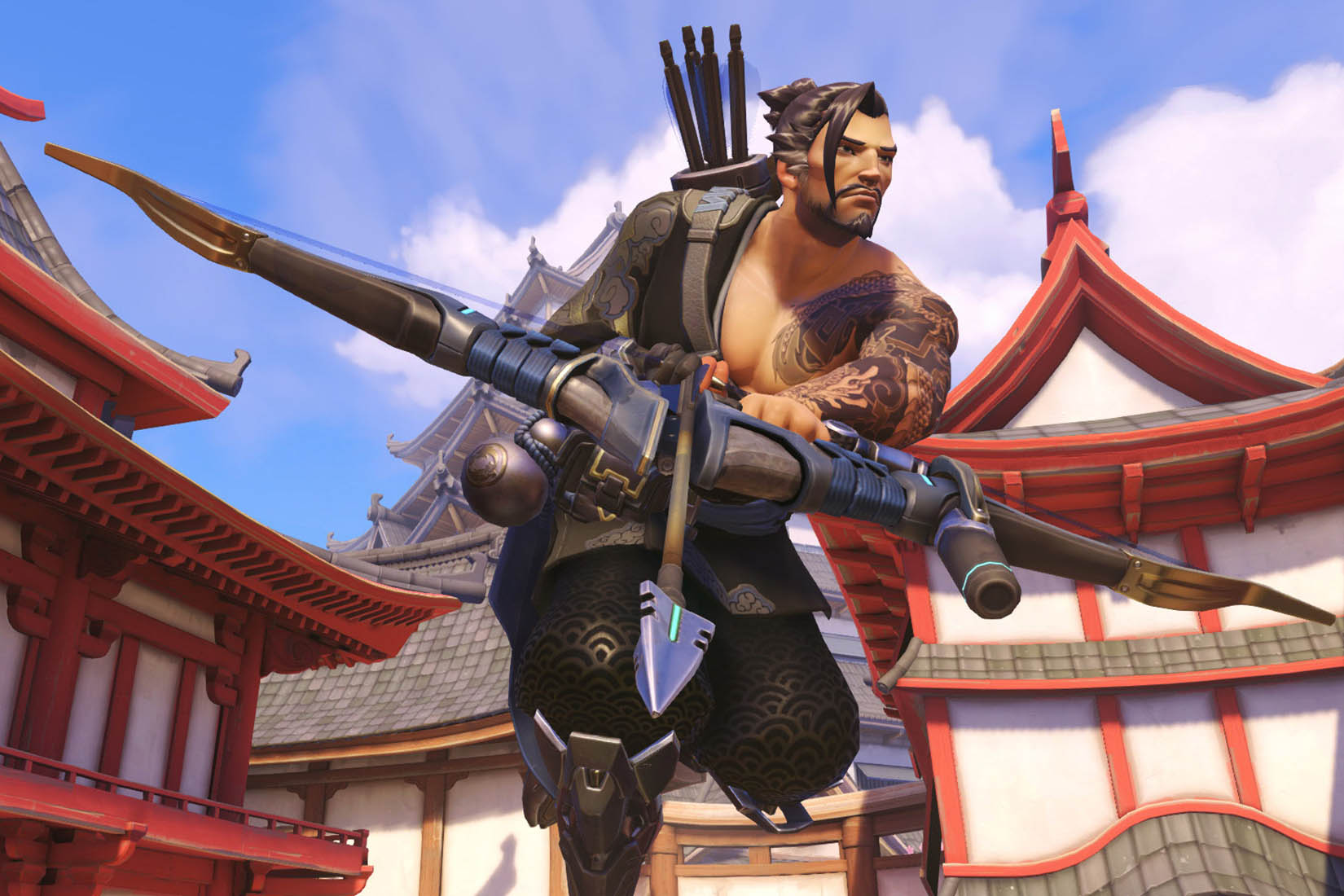 It Looks Like A New Overwatch Hero Is On The Way