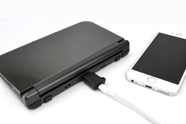 iphone isnt charging missing 3ds charge cable isn t a problem for iphone users 11969