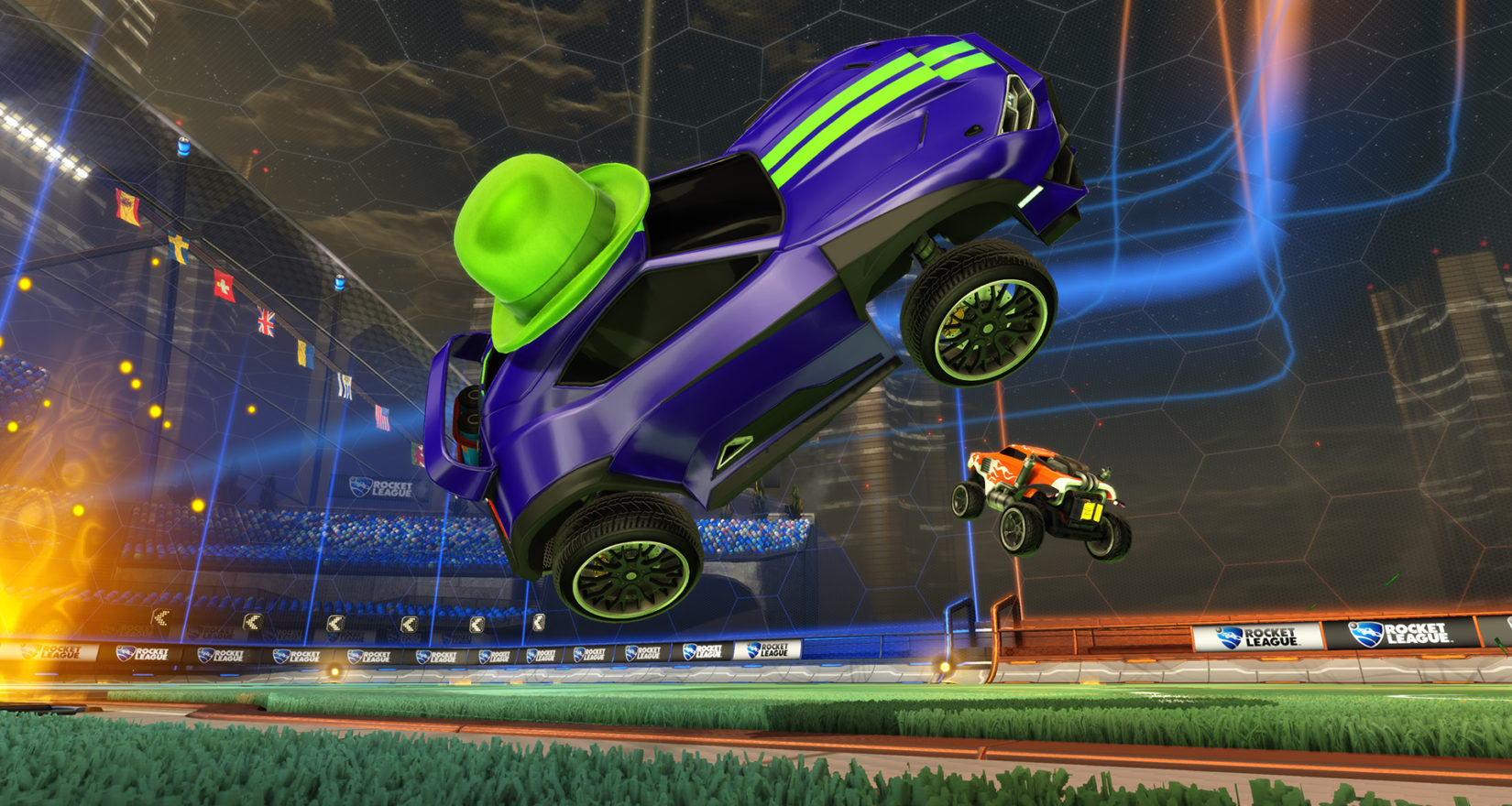 Rocket League To Add Item Trade In System
