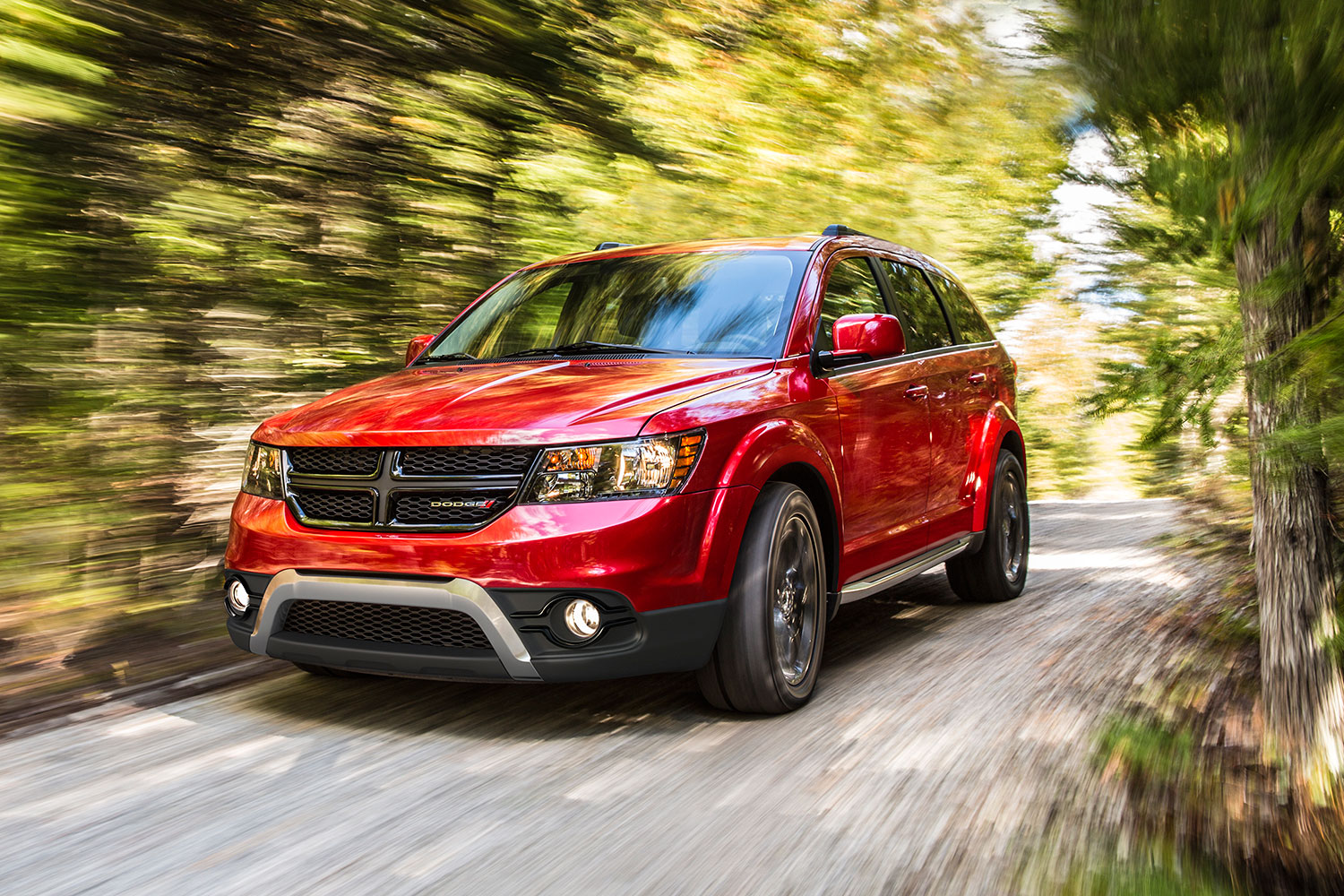Dodge Journey Crossroad >> Here's your FCA brand cheat sheet for every 2017 model ...